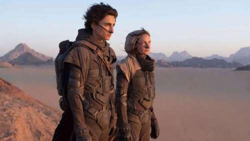 La sortie de Dune de Denis Villeneuve est repoussée de près d'un an
