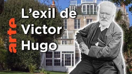 Hauteville House, la maison d'exil de Victor Hugo à Guernesey, ouvre ses portes
