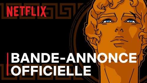 Blood of  Zeus, le nouvel anime de Netflix se dévoile dans une bande-annonce sanglante