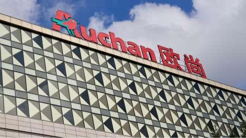 Auchan quitte la Chine après 20 ans et laisse sa place à Alibaba