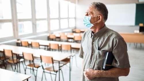 Des masques traités à un biocide toxique auraient été distribués aux enseignants et à des élèves