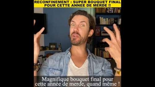 Avec humour, Arnaud Demanche imagine à quoi pourrait bien ressembler ce reconfinement