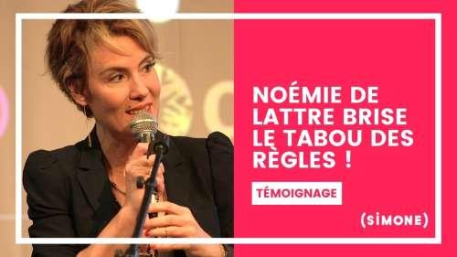 Dans cette vidéo percutante, Noémie de Lattre aborde avec humour le grand tabou des règles
