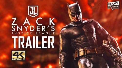 Justice League : Une nouvelle bande-annonce en noir et blanc du Snyder Cut dévoilée