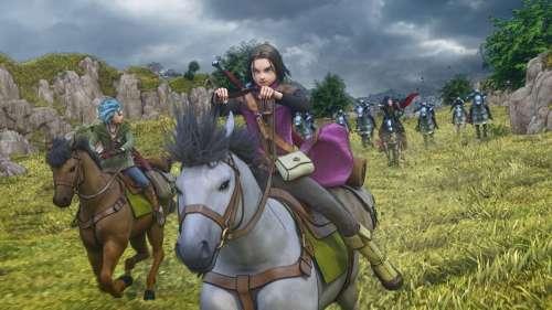 Square Enix dévoile la démo de Dragon Quest XI S sur PC, PS4 et Xbox One