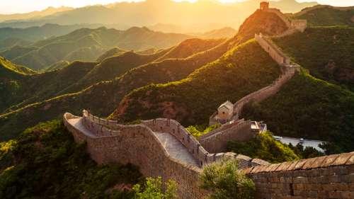 Le saviez-vous ? En construisant la Grande Muraille de Chine, 10 millions d'ouvriers sont morts