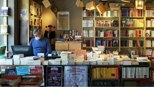 Des écrivains veulent payer les amendes des libraires ouverts pendant le confinement