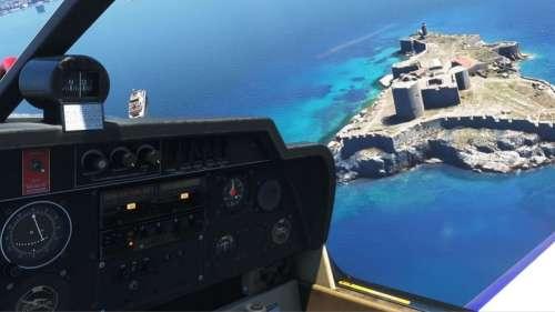 Flight Simulator sortira sur Xbox Series X et Series S l'été prochain