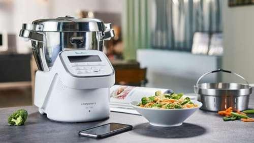 Avec ce robot cuiseur multifonction, faire la cuisine n'aura jamais été aussi agréable