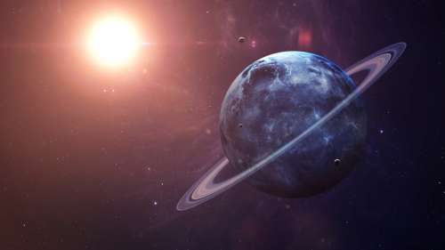 Plusieurs lunes d'Uranus abriteraient de vastes océans souterrains