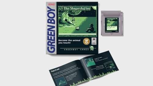 The Shapeshifter, le nouveau jeu vidéo qui sortira uniquement sur… Game Boy
