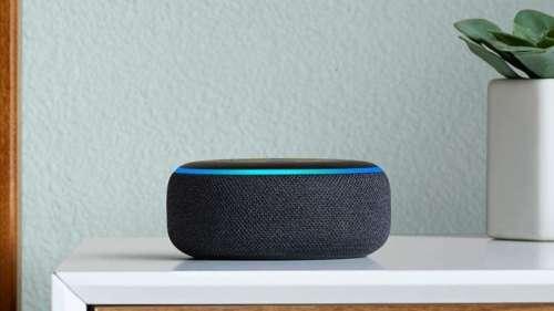 BON PLAN : 40 % de réduction sur l'enceinte connectée Echo Dot qui est à seulement 29,99 €