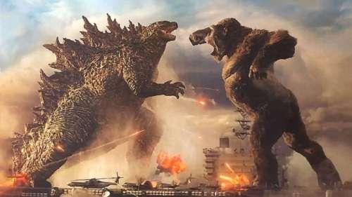La date de sortie de Godzilla vs Kong avancée de deux mois