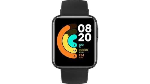 Cette montre connectée de la marque Xiaomi est disponible au prix de 59,99 €