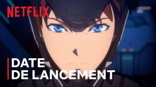 Netflix dévoile la bande-annonce et la date de sortie de Pacific Rim : The Black