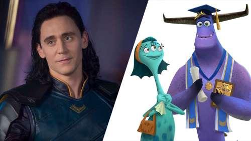 Disney révèle les dates de sortie de Loki, Star Wars : The Bad Batch et Monstres & Cie : Au travail