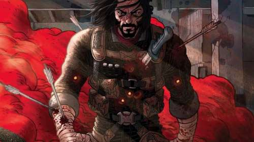 Le comics de Keanu Reeves bientôt adapté en film et en série d'animation chez Netflix