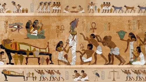 Un ancien manuel égyptien révèle les secrets de la momification