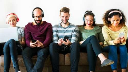 Le streaming ne connaît pas la crise et représente 83 % des revenus 2020 de l'industrie musicale