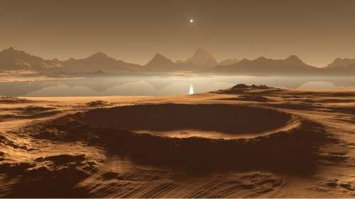 Le plus grand cratère de Titan constituerait le berceau idéal pour la vie