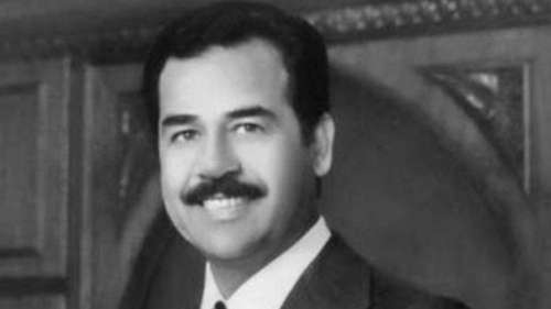 Le saviez-vous ? Pour sa campagne en 2002, Saddam Hussein a choisi «I Will Always Love You»