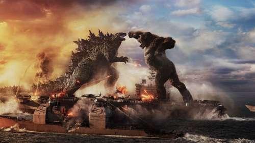Godzilla vs Kong fait un carton au box-office américain