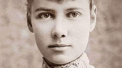 Portrait de Nellie Bly, la première femme grand reporter qui a réalisé un tour du monde en 72 jours