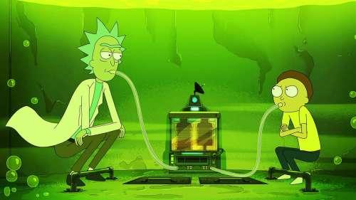 La saison 5 de Rick & Morty dévoile sa date de sortie dans une première bande-annonce
