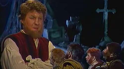 Une adaptation russe du Seigneur des anneaux refait surface 30 ans après sa sortie