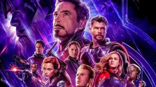 Robert Downey Jr. dévoile une vidéo inédite d'une scène coupée d'Avengers : Endgame