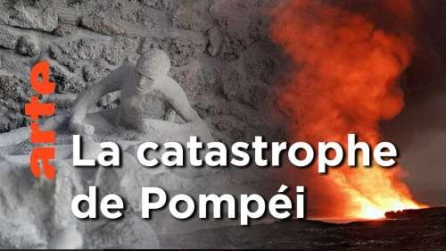 Retour sur la tragédie de Pompéi, ville ensevelie sous la lave, à travers ce documentaire fascinant
