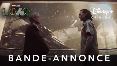 Loki avec Tom Hiddleston se dévoile encore plus dans une nouvelle bande-annonce