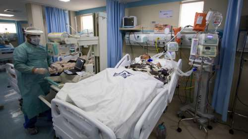 Covid-19 : la majorité des patients brésiliens en soins intensifs sont âgés de 40 ans ou moins