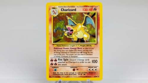 Une carte Pokémon a été vendue 225 000 euros aux enchères