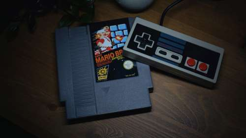 Super Mario Bros : une cartouche NES vendue 560 000 euros aux enchères