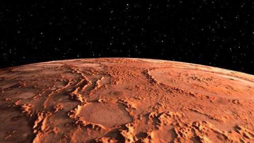 Une vie microbienne existe probablement sous la surface de Mars, selon cette nouvelle étude