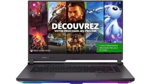 BON PLAN : 260 € de réduction sur ce PC portable gaming de ASUS