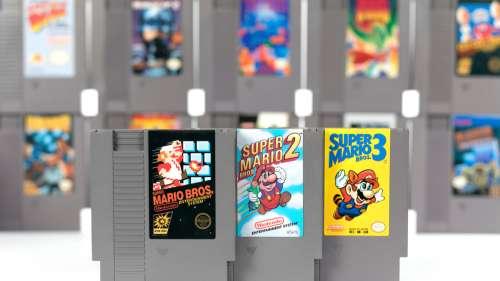 Une cartouche de Super Mario Bros. vendue 560 000 euros aux enchères