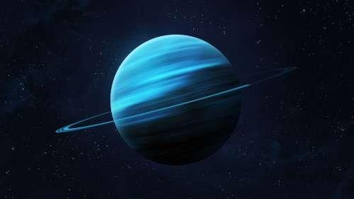 Ces mystérieuses radiations s'échappant d'Uranus intriguent les scientifiques