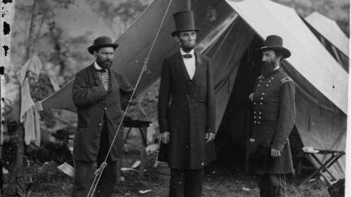 Le saviez-vous ? Abraham Lincoln stockait ses documents importants dans… son chapeau