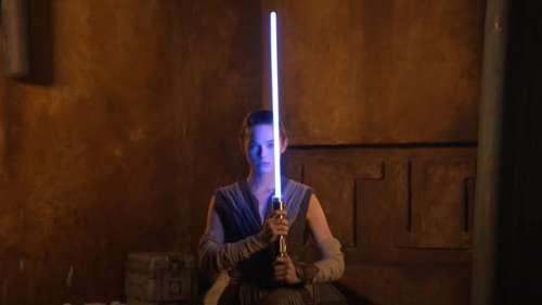 Disney dévoile les premières images d'un «vrai» sabre laser