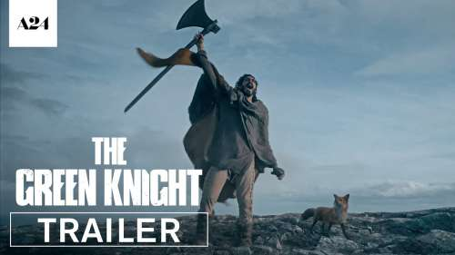 The Green Knight, le film de David Lowery, s'offre une bande-annonce somptueuse et intrigante