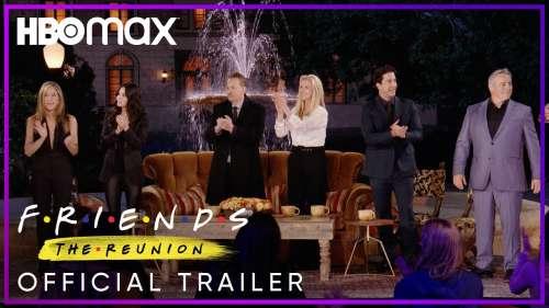 Rires, larmes, amitié : l'épisode spécial de Friends se dévoile davantage dans cette bande-annonce