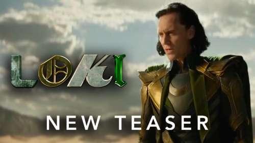 Loki est toujours aussi malicieux dans le nouveau teaser de la série Disney+