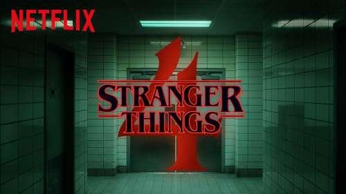 La saison 4 de Stranger Things s'offre un premier teaser angoissant