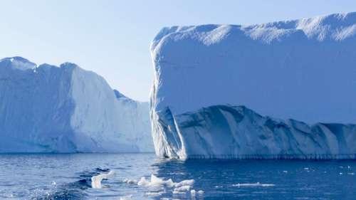 Le plus grand iceberg au monde vient de se détacher de l'Antarctique