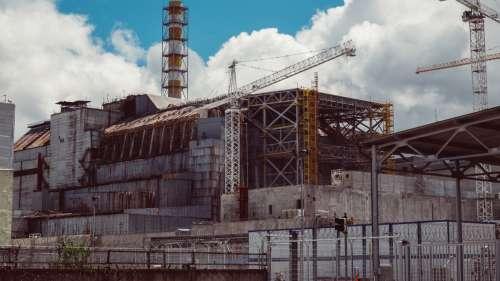 Des réactions nucléaires détectées dans la centrale de Tchernobyl
