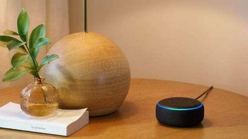 BON PLAN : 56 % de réduction sur l'enceinte connectée Echo Dot 3e génération