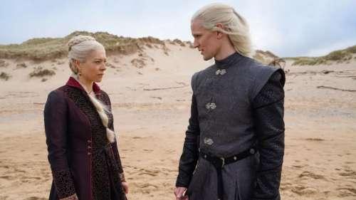 HBO dévoile les premières images de House of the Dragon