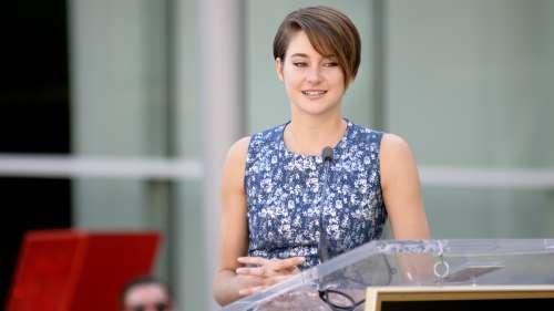 Shailene Woodley à la tête du prochain film romantique de Netflix, La Dernière Lettre de son amant